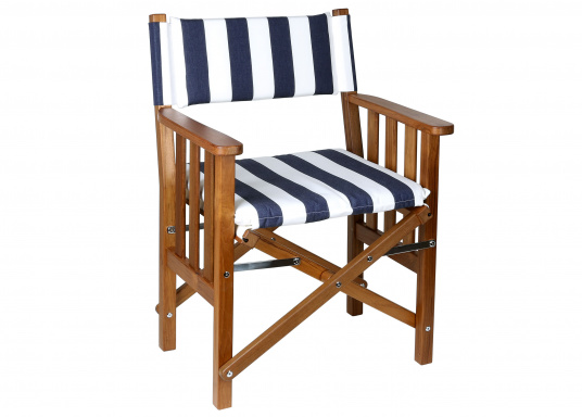 fauteuil metteur en scne pliant en teck un classique indmodable - Fauteuil Metteur En Scene