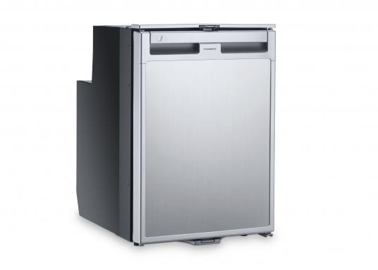 Praktische Kühlschublade CRD50 von COOLMATIC. So haben Sie immer einen Überblick über Ihre gekühlten Vorräte. Weiterer Vorteil: Das Gefrierfach ist herausnehmbar und macht bei Bedarf Platz für weiteres Kühlgut.
