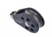 Bozzello singolo con occhiello fisso / 8 mm / cuscinetto a sfere