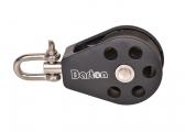 Single Blocks with Swivel / 8 mm / ball bearing