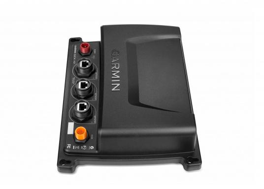 Das Black Box Sonar GCV™10 bringt Down- und Sideview Technologie auf Ihr kompatibles GARMN® echoMAP™ oder GPSMAP®. Es gibt ein ultraklares, hochauflösendes Bild von Objekten, Strukturen und Fischen unter Wasser wieder. (Bild 4 von 6)