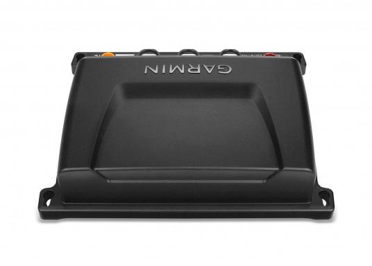 Das Black Box Sonar GCV™10 bringt Down- und Sideview Technologie auf Ihr kompatibles GARMN® echoMAP™ oder GPSMAP®. Es gibt ein ultraklares, hochauflösendes Bild von Objekten, Strukturen und Fischen unter Wasser wieder. (Bild 5 von 6)