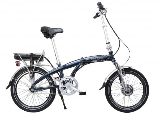 Das neue Premium Elektro-Bike BLIZZARD von SEATEC bietet neueste 36 V Technologie mit intuitiver Drehgas-Steuerung.  (Bild 2 von 20)