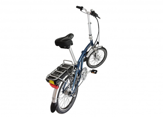 Das neue Premium Elektro-Bike BLIZZARD von SEATEC bietet neueste 36 V Technologie mit intuitiver Drehgas-Steuerung.  (Bild 5 von 20)