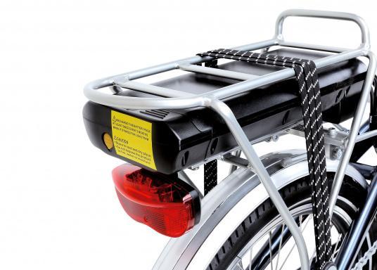 Das neue Premium Elektro-Bike BLIZZARD von SEATEC bietet neueste 36 V Technologie mit intuitiver Drehgas-Steuerung.  (Bild 17 von 20)