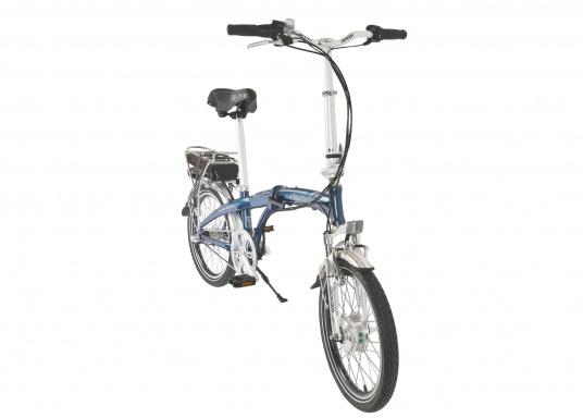 Das neue Premium Elektro-Bike BLIZZARD von SEATEC bietet neueste 36 V Technologie mit intuitiver Drehgas-Steuerung.  (Bild 4 von 20)