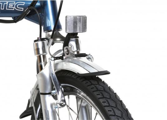 Das neue Premium Elektro-Bike BLIZZARD von SEATEC bietet neueste 36 V Technologie mit intuitiver Drehgas-Steuerung.  (Bild 6 von 20)