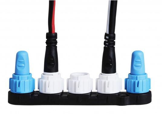Le Starter Kit SeaTalk NG Raymarine est parfait pour intégrer votre instrumentSeaTalkng compatible Raymarine au réseau.  (Image 2 de 6)