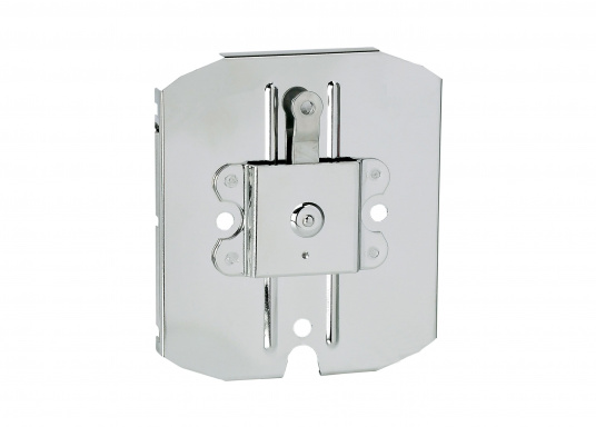 With this cover plate you can mount your navigation lights onseries 40,43and 50 brackets.