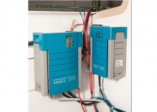 MASTERVOLT ebnet den Weg für ein System ohne jegliche Schwachstellen und garantiert Ihnen die zuverlässigste und leiseste Stromversorgung. Mit MASTERVOLT haben Sie kontinuierlichen Strom, auf den Sie sich jederzeit verlassen können.  (Bild 5 von 6)