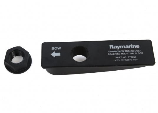 Raymarine - Durchbruchgeber CPT-110 zum direkten Anschluss an kompatible Raymarine DownVision und Fishfinder Kartenplotter.  (Bild 2 von 3)