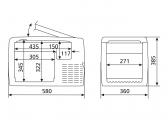 Compressor Cooler / Cool Freeze CF-35