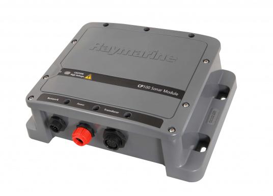 """Weitblick unter Wasser - Sehen Sie """"echte"""" Unterwasserwelt unter Ihrem Boot mit der CHIRP DownVision™Technologie von Raymarine."""