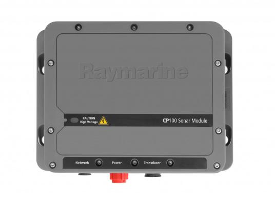 """Weitblick unter Wasser - Sehen Sie """"echte"""" Unterwasserwelt unter Ihrem Boot mit der CHIRP DownVision™Technologie von Raymarine.  (Bild 2 von 16)"""