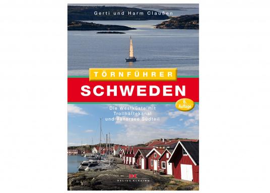 Die Reise im Törnführer Schweden 1 des Delius Klasing Verlags an der Westküste des Landes entlang beginnt im Öresund. Das ist etwa dort, wo sich Kopenhagen und Malmö fast gegenüber liegen. Dann geht es kontinuierlich nordwärts, bis zu norwegischen Grenzstadt Halden.