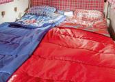 Sleeping Bag 80 x 210 cm, blue