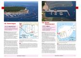 Guida porti da Flensburg a Danzica / tedesco - inglese