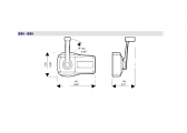 ULTRA FLEX - Outboard motor control box