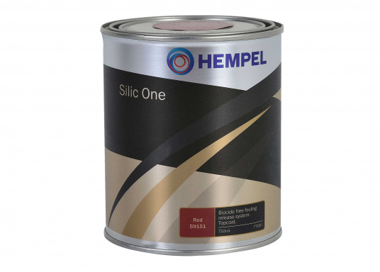 The fantastic biocide-free product SILIC ONE works on the basis of silicone and hydro-gel, which give your hull's surface water-like properties. Thus fouling organisms cannot settle and attach as easily on the hull and will fall off as soon as the boat is in motion.
