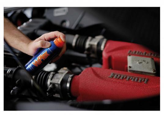 Der VUPLEX Kunststoffreiniger reinigt, schützt und poliert auf einfache Art und Weise alle klaren und farbigen Kunststoffe, ohne dabei die Oberfläche anzugreifen. (Bild 6 von 6)