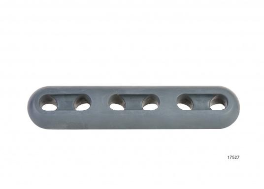 Kompakte Ruckdämpfer nicht nur für den Einsatz am Steg oder Liegeplatz. Eine speziell abgestimmte Gummimischung / Härte garantiert optimale Ruckdämpfung.  (Bild 4 von 7)