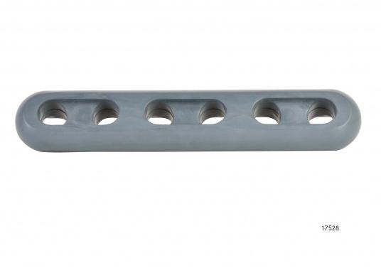 Kompakte Ruckdämpfer nicht nur für den Einsatz am Steg oder Liegeplatz. Eine speziell abgestimmte Gummimischung / Härte garantiert optimale Ruckdämpfung.  (Bild 6 von 7)