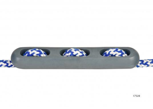 Kompakte Ruckdämpfer nicht nur für den Einsatz am Steg oder Liegeplatz. Eine speziell abgestimmte Gummimischung / Härte garantiert optimale Ruckdämpfung.  (Bild 7 von 7)