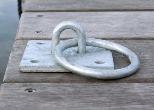 Mooring-Ring, verzinkt.  (Bild 3 von 4)