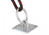 Mooring Ring / Galvanized / 90 mm
