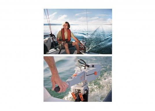 TORQEEDO TRAVEL 503S Electric-Outboard Motor / Short Shaft