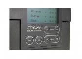 Regolatore di carica solare FOX-260 al litio