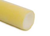 PU Foam Varnishing Rolls / both sides concave / Set of 5