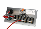 power distribution panel STV207