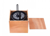 Voir Professional Pelorus in Wooden Case (External Mounting)