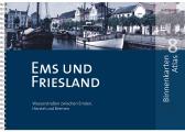 Binnenkarten Atlas 8 Ems und Friesland