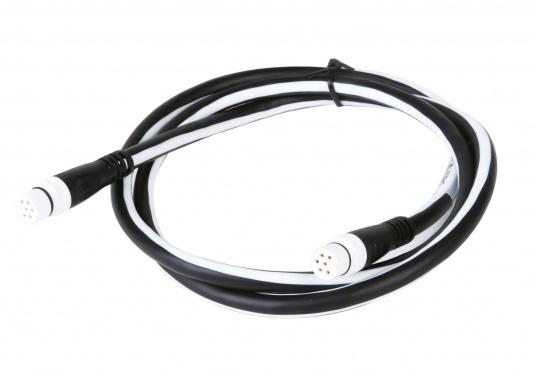 SeaTalkNG Spurkabel von Raymarine zur Verbindung einzelner Geräte, die über ein T-Stück an das Backbone-Kabel angeschlossen werden.