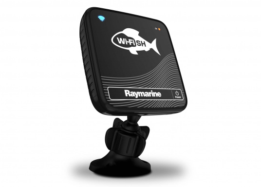 Sondeur de pêche Wifi pour smartphone et tablette