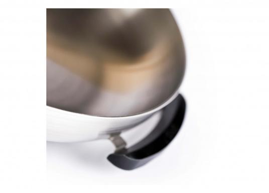 Für asiatische Gerichte, Pastasaucen, Popcorn uvm.! Der Wok kann optimal auf dem COBB Grill EASY TO GO und dem PREMIER verwendet werden. (Bild 3 von 6)