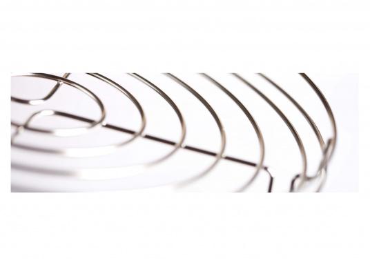 Für Grillmeister! Ein indirektes Grillen wird mit diesem Aufsatz möglich, besonders geeignet für Braten, Hähnchen und mariniertes Fleisch. (Bild 3 von 5)