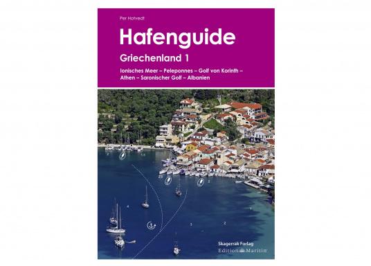 Übersichtlicher und praktischer wurden die Häfen Griechenlands noch nicht beschrieben. Natur- und Yachthäfen werden mit Luftaufnahmen, Hafenplänen und informativen Texten kompakt auf jeweils einer Seite vorgestellt.