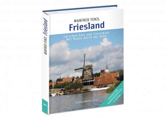 Friesland bringt Wasserreisende zum Schwärmen: Rund 1300 Kilometer an schiffbaren Flüssen und Kanälen sowie die mehr als 30 Seen in den niederländischen Provinzen Friesland, Groningen, Drenthe und Overijssel bilden ein einzigartiges Revier zum gemütlichen Reisen per Boot.