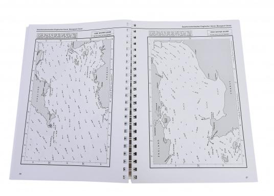 Dieses Begleitheft ist ein unerlässliches Hilfsmittel für die Lösung von Aufgaben in der terrestrischen und astronomischen Navigation sowie in der Gezeitenkunde.  (Bild 4 von 5)