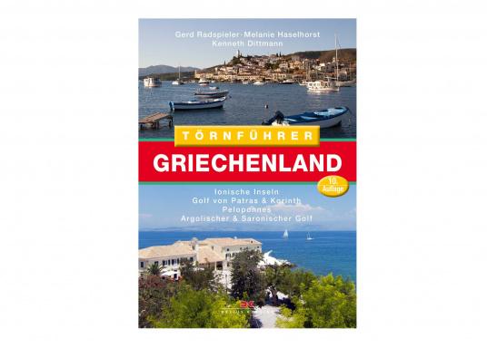 In diesem Törnführer wird unter anderem das vom Klima besonders begünstigte Segelrevier Ionische Inseln und die westgriechische Festlandküste, der die Inseln vorgelagert sind, beschrieben.