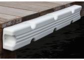 Défense de ponton / droite  / 1000 x 120 x 70 mm