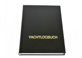 DK - Yacht Log Book, Faux Leather