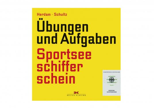 """Eine sinnvolle Ergänzung zu den Lernkontrollen und Übungsaufgaben im Lehrbuch """"Sportseeschifferschein""""."""