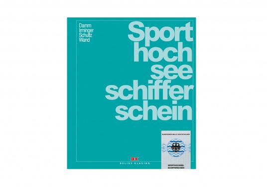 """Das Lehrbuch """"Sporthochseeschifferschein"""" bietet den gesamten Lehr- und Prüfungsstoff für die schriftliche, mündliche und praktische Prüfung."""