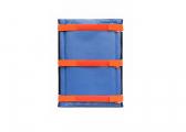 Défense pour pieu / 40 x 60 cm, bleue