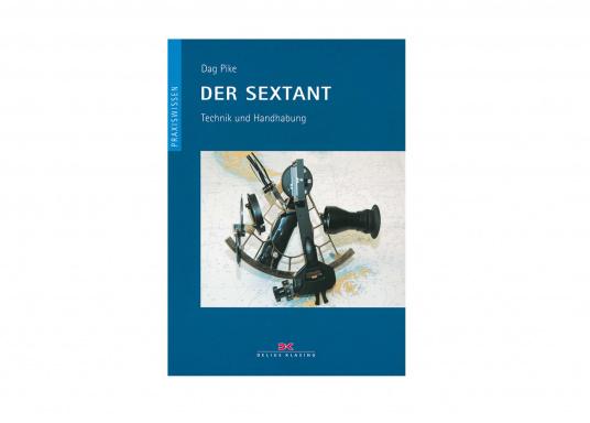 """Dieses Buch beschreibt, wie der Sextant funktioniert, liefert praktische Hinweise zum Gebrauch, erklärt, wie das Instrument abgelesen wird und wie eine Höhe oder ein Winkel """"geschossen"""" wird."""