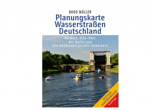 Im Osten Deutschlands gibt es viele reizvolle Ziele und Reviere für Sportbootfahrer: Seen wie die Müritz und die Berliner Seenplatte, Flüsse wie zum Beispiel die Elbe, Saale und Spree sowie Kanäle wie den Mittellandkanal und den Elbe-Havel-Kanal. Doch auf welchen Wasserwegen gelangt man dorthin und was muss der Skipper wissen, um sicher navigieren zu können?